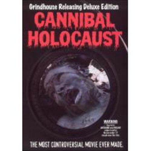 Cannibal Holocaust [Deluxe Edition] [DVD] [1979]