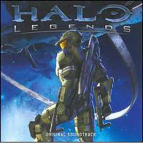 Halo Legends By Original Game Soundtrack (Audio CD)