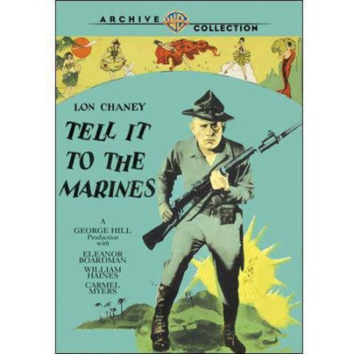 Tell It to the Marines [DVD] [1926]