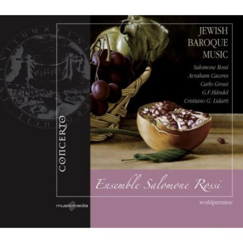 Jewish Baroque Music - CD