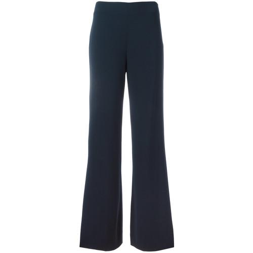 DIANE VON FURSTENBERG Wide-Leg Tailored Trousers