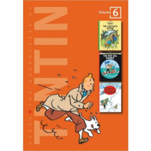 The Adventures of Tintin Three-In-One Series #6