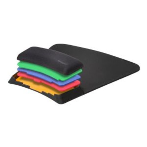 Kensington SmartFit - Mouse pad with wrist pillow (55793)