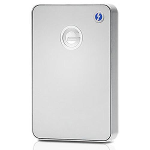 G-Technology G-Drive Mobile Thunderbolt - 1 TB Portable Hard Drive