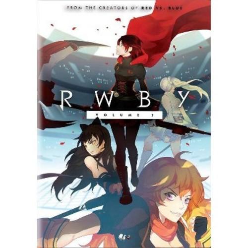RWBY: Vol. 3 [DVD]