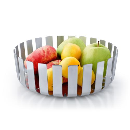 Gusto Fruit Bowl [Finish : Matte Stainless Steel]