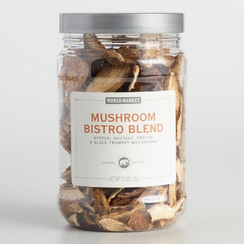 World Market Bistro Dried Mushroom Blend