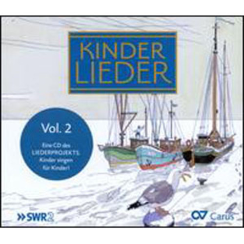 Kinderlieder, Vol. 2 By Various Artists (Audio CD)