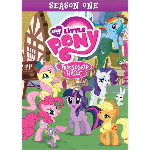 My Little Pony: Friendship Is Magic - Season One [4 Discs] [DVD]