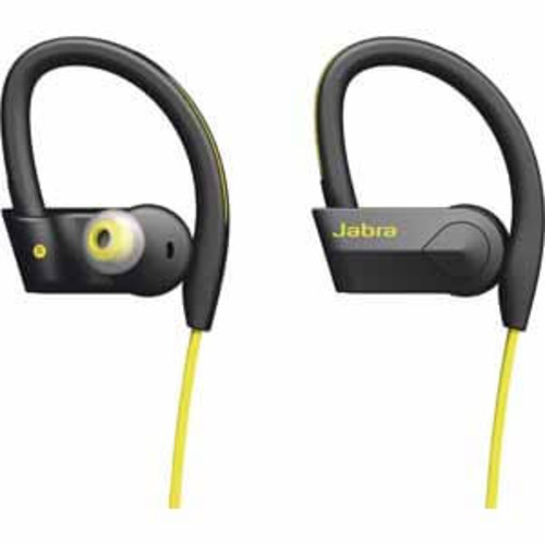 Jabra Sport Pace Wireless Sports Earbuds With Premium Sound - Yellow