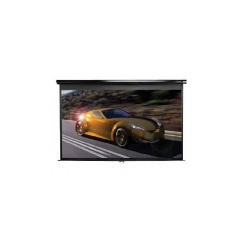 Elite Screens Manual Series M135XWV2 - Projection screen - 135 in ( 343 cm ) - 4:3 - MaxWhite - white
