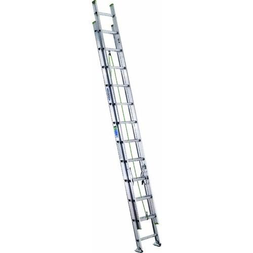 Werner Type II Aluminum Extension Ladder - D1228-2