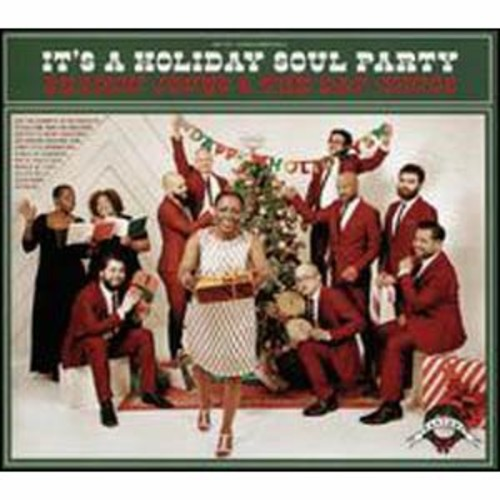It'S A Hliday Soul Party Redeye R&B
