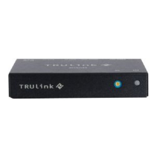 C2G TruLink VGA+3.5mm Audio over UTP Box Receiver - Video/audio extender - up to 298 ft (29368)