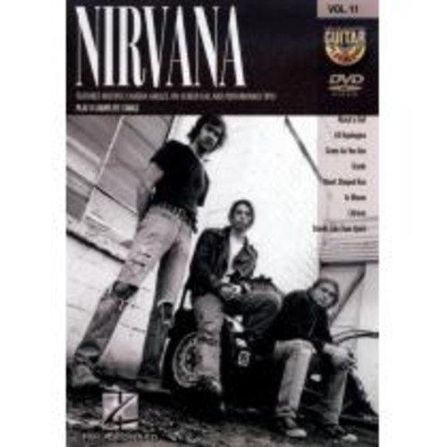 Guitar Signature Licks: Best Nirvana Signature Licks [DVD] [2005]