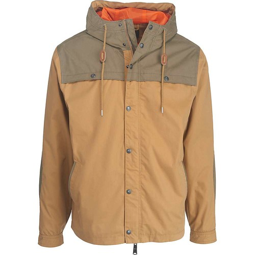 Woolrich Men's Crestview Eco Rich Hooded Jacket