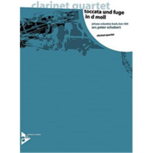 Alfred Toccata Und Fuge in D Moll BWV 565 (LFR9012)