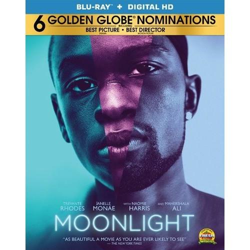 Moonlight [Blu-ray] [2016]