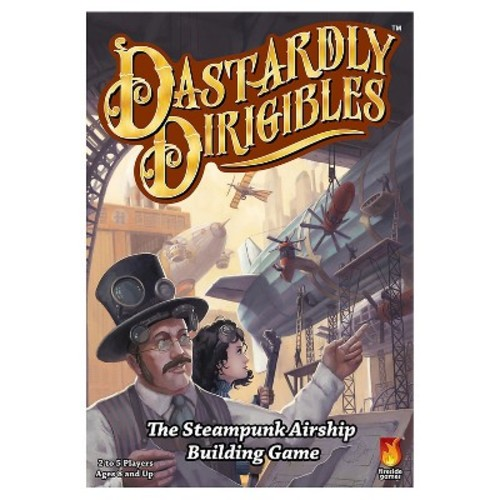 Dastardly Dirigibles Card Game