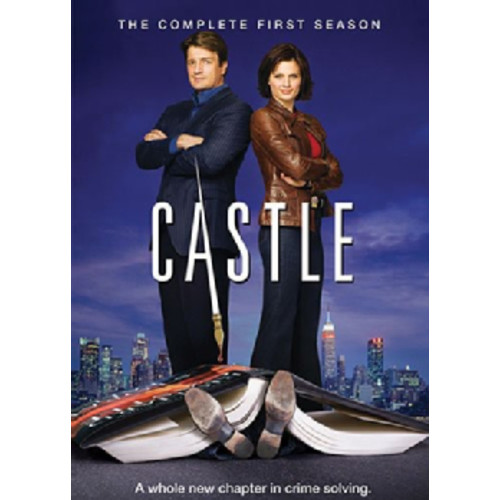 Castle: The Complete Third Season (DVD)