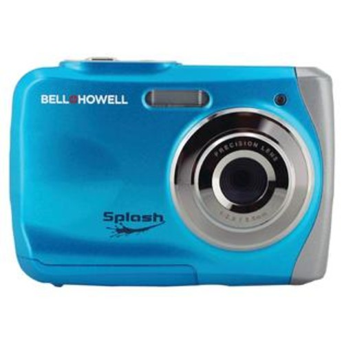 Bell+howell Waterproof Digital Camera in Blue