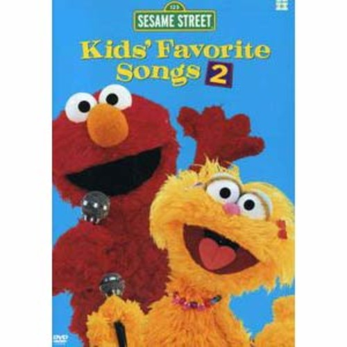 Sesame Street: Kids' Favorite Songs 2 DD