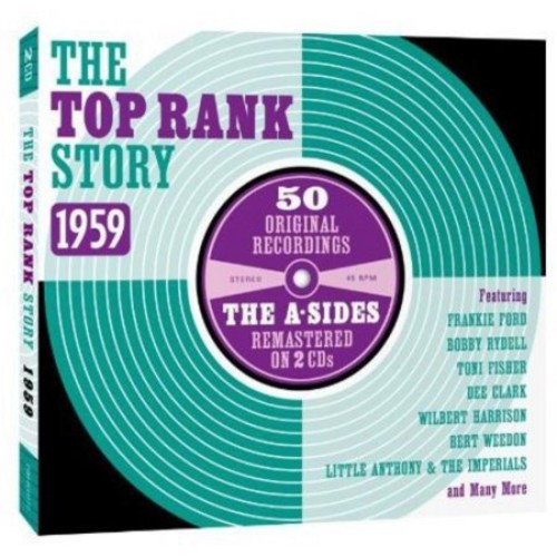 The Top Rank Story 1959 [CD]