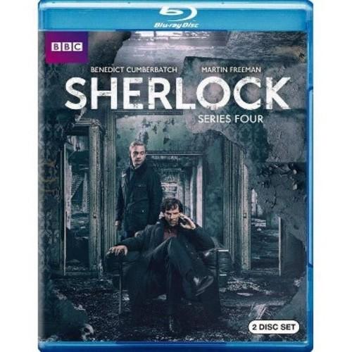 Sherlock:Season Four (Blu-ray)