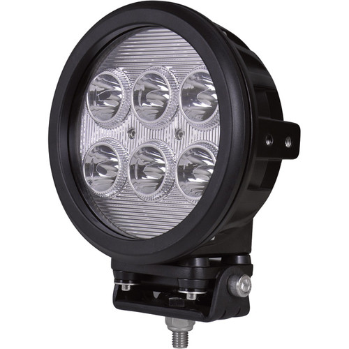 Ultra-Tow LED Gen II Worklight  60 Watts, Round, 6 LEDs, 4,800 Lumens