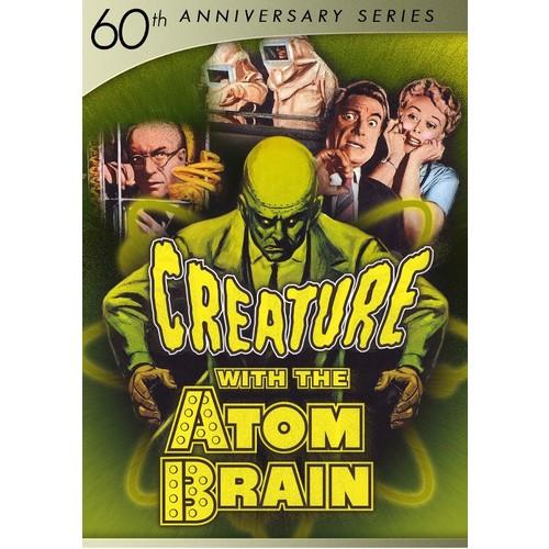 Creature with the Atom Brain [60th Anniversary] [DVD] [1955]