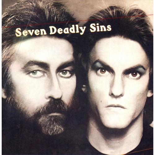 Seven Deadly Sins [CD]