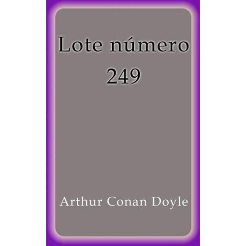 Lote nmero 249