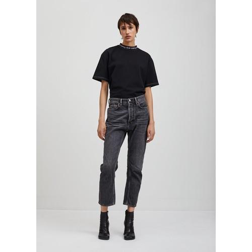 Log Straight Jeans 30