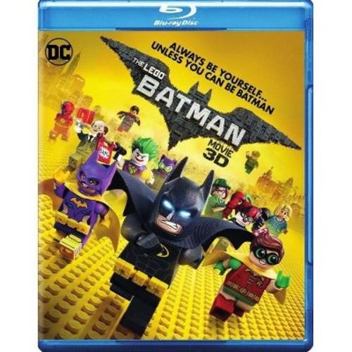 The LEGO Batman Movie (3D + Blu-ray + Digital)