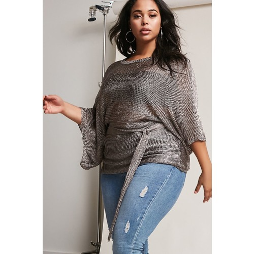 Plus Size Chainmail Tunic
