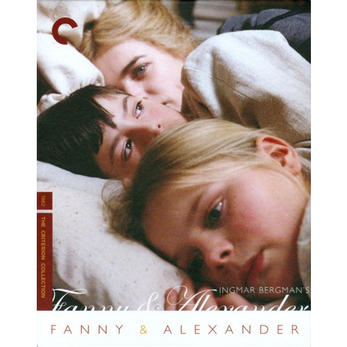 Fanny & Alexander [Criterion Collection] [3 Discs] [Blu-ray] [1982]