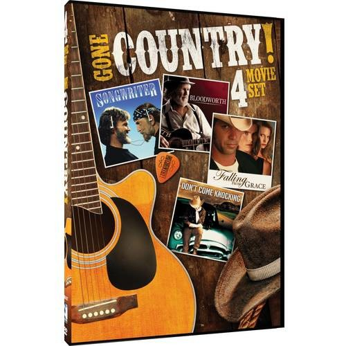 Gone Country! - Four Movie Collection