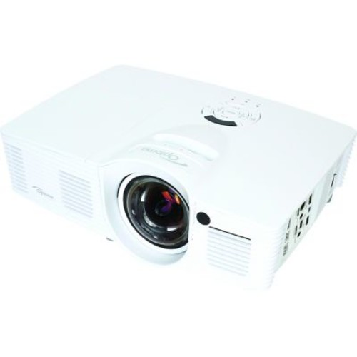 Optoma GT1080Darbee 3D DLP Projector, 1080p, HDTV, 4:3