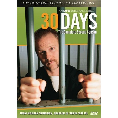 30 Days: The Complete Second Season [DVD]