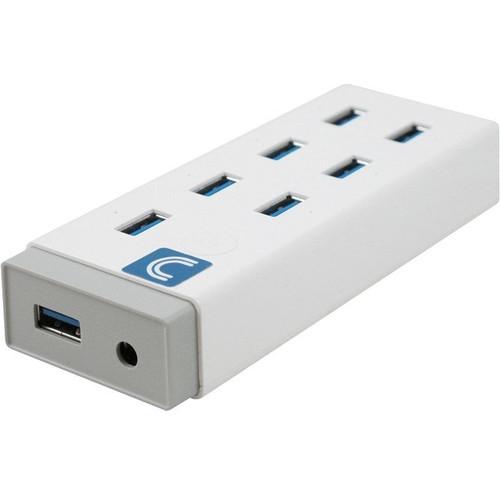 Comprehensive USB 7 Port Charging Station/Hub