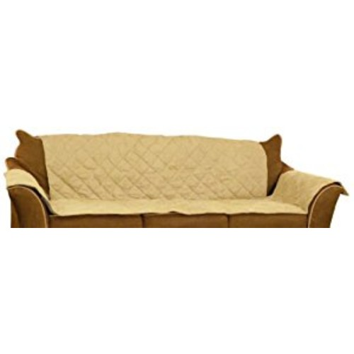 K&H Manufacturing Furniture Cover [Tan, Standard Packaging, Couch]