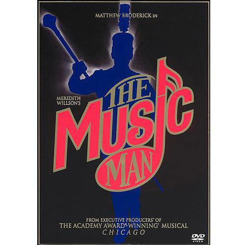 Buena Vista Home Entertainment The Music Man (DVD)