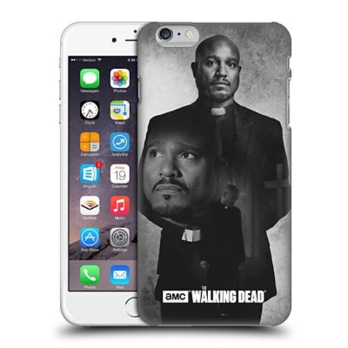 Official Amc The Walking Dead Exposure Gabriel Hard Back Case For Apple Iphone 6 Plus / 6S Plus