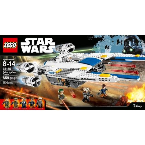 LEGO - Star Wars Rebel U-Wing Fighter