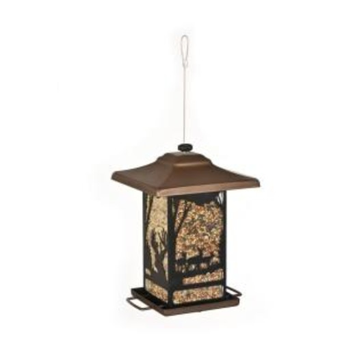 Perky-Pet Wilderness Lantern Bird Feeder