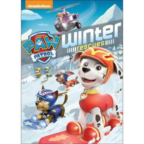 PAW Patrol: Winter Rescues [DVD]