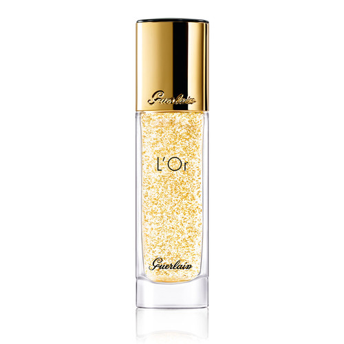 Guerlain L'or Radiance Concentrate with Pure Gold Makeup Base, 1 Ounce [1.1 oz]