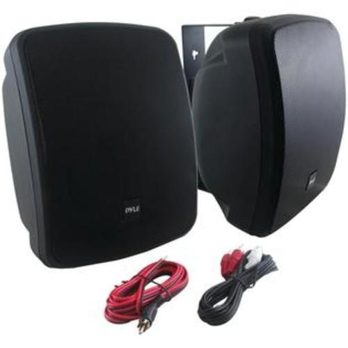 Pyle / Pyle-Pro - PDWR54BTB - PyleHome PDWR54BTB 2.0 Speaker System - 300 W RMS - Wireless Speaker(s) - Black - 90 Hz -