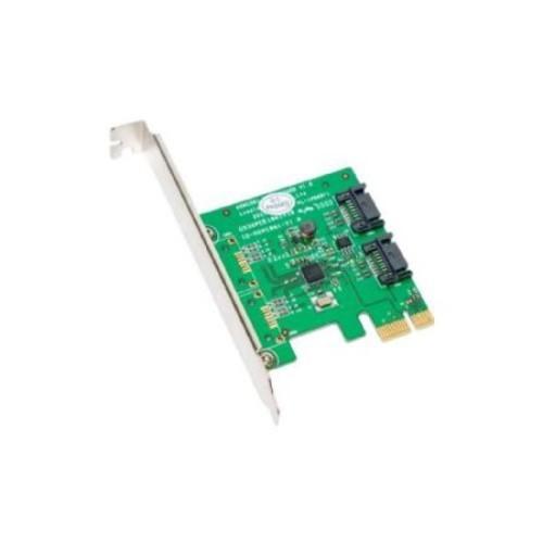 SYBA SATA III 2-Ports Internal 6Gbps PCI-e Controller Card