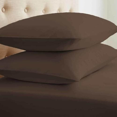 Heart & Home Premium Ultra Soft 2 Piece Pillow Case Set